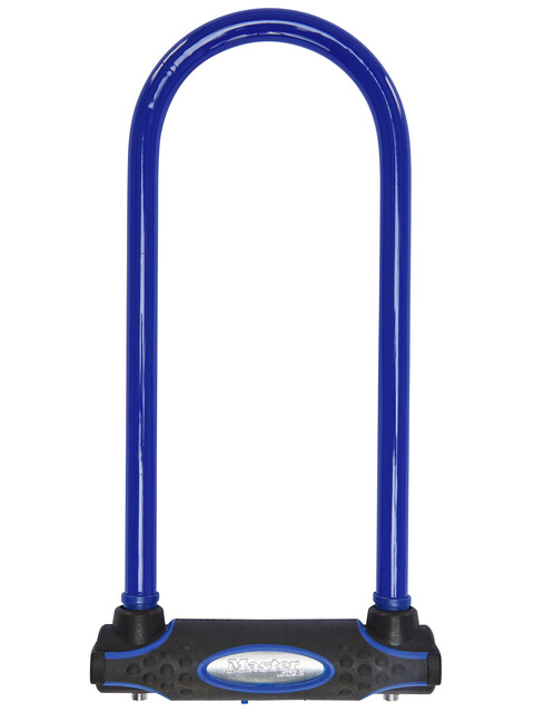 Masterlock 8195 Bügelschloss 13 mm x 280 mm x 110 mm blau